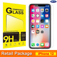 Wholesale tempered glasses screen protector iphone online – 24H Shipping For iPhone Pro Max Tempered Glass iPhone X XS XR Screen Protector For iPhone Plus S Film mm D H Paper Package