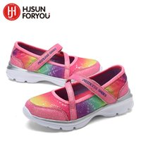 Wholesale size footwear sale for sale - Group buy Hot Sale Summer Children Sandals Fashion Shoes For Girls Size Non slip Footwear Cartoon Princess Sandals Kids Flat