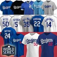 Wholesale kershaw for sale - Group buy 50 Mookie Betts Cody Bellinger Dodgers Jackie Robinson Clayton Kershaw Corey Seager WALKER BUEHLER Justin Turner Custom Baseball Jerseys z2