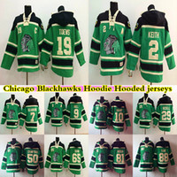 Wholesale blackhawks hoodies for sale - Group buy Chicago Blackhawks Hoodie Hooded jerseys Patrick Kane Jonathan Toews Duncan Keith Griswold Brandon Saad Crawford Embroidery