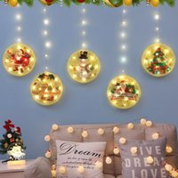 Wholesale christmas greetings for sale - Group buy 2020 Christmas Quarantine Ornaments Led Snowman DIY Family Greeting Pendant Personalized Led Light Christmas Festive Party Tree Decoration