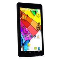 Wholesale 4.2 android tablets for sale - Group buy 7 Inch G Phone Call Tablet PC MTK6572 Dual Core Android MB G Dual Cameras OTG