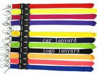 High Quality ! Hot 10pcs Fashion Clothing sport Lanyard Detachable Under Keychain Neck Camera Strap Badge New