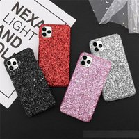 Wholesale iphone cases bulk online – custom Bling Powder Bling Phone Case for Iphone Pro Max X XS MAX XR s Plus Cellphone Bulk Luxury Sparkle Rhinestone Cover