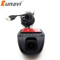 Wholesale dvds sale resale online - Eunavi Direct Selling Sale Av Out Chinese Simplified Novatek Dash Cam Car Detector Dashcam Eunavi Usb Dvr For Android Car Dvd