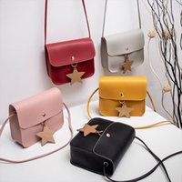 Wholesale pink bags for little girl for sale - Group buy 2020 Mini Crossbody Shoulder Bags Women black red yellow small Messenger Flap Bags Female Coin Pouch for Little Girls Kids