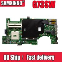 Wholesale SHELI For Asus G73SW Motherboard REV with Memory Slots