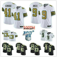 Wholesale football jersey american for sale - Group buy 2020 Men Drew Brees New Orleans Saints NFL Jersey Michael Thomas Taysom Hill Demario Davis american Football Jerseys
