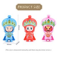 Wholesale pink puppets resale online - Kid toys Action Doll toys Sichuan Opera Face Changing Doll Toys Multi color options hot sell gift of the child