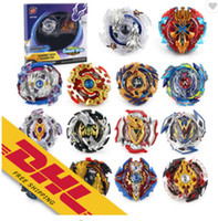 Wholesale beyblades toys set resale online - Beyblades Series set Designs with Battle Arena D Launcher Bayblade Burst Evolution Spinning Top Toys for Kids