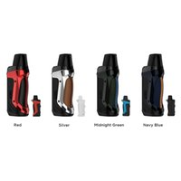 Wholesale electronics resale online - Original Geekvape Aegis Boost Luxury Edition Kit mAh W Powered by As Chip ML Pod us warehouse electronic cigarette