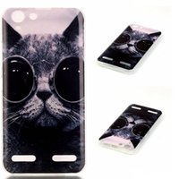 Wholesale custom clear phone case online – custom Luxury Ultra Thin Painting Crystal Clear Silicone TPU Phone Case Custom Pattern Painted Cell Phone Back Cover DHL Free