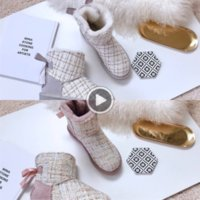Wholesale slouch boots resale online - BU2Dp Snakeskin Faux Leather Over The Knee Western Snow Boots CowGirl Chunky Slouch Long Snow Boots Shoes Ladies Botines Mujer Botas