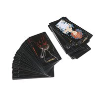 Wholesale 1 Set Classic Divination Mini Love Tarot Poker Cards Creative Board Games Chinese Edition For Astrologer