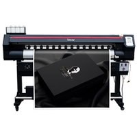 Wholesale eco solvent print resale online - 6ft eco solvent printer dx7 head locor easyjet roll to roll billboard printing machine