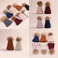 Wholesale custom hat designs for sale - Group buy Design Custom Knitted Cap Snowboard Pompom Winter Hat Womens Beanies HU2Y