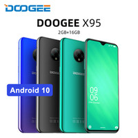 Wholesale doogee cellphone resale online - DOOGEE X95 Android GB GB mAh quot G Smartphone Quad Core MTK6737 Mobile phone Cellphone Face ID MP MP MP