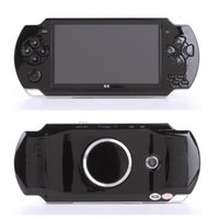 Wholesale mp5 game player support for sale - Group buy Handheld Game Console Inch Screen Mp4 Player Mp5 Game Player Real gb Support For bit bit bit Games Camera Video E Book T19100