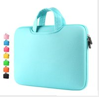 Wholesale apple bags for sale for sale - Group buy Colorful Laptop Protective Sleeve Case Zipper Computer Bags for inches Notebook Hot Sale bag