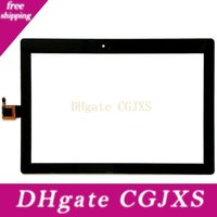 Wholesale lenovo tablets 10 inch resale online - 10 Inch Touch Screen Panel Digitizer For Lenovo Tab Plus Tb X103f X103f Tablet Replacement Parts Black