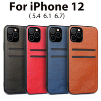 Wholesale max line for sale – best Business Leather Line Card Slot Phone Case For iPhone Pro Max iphone11 iphone xr xs max Se Cover Leather Card Slot Cases