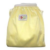 Wholesale diaper pail bags resale online - HappyFlute Pail Liner Diapers Wet Bag Print PUL Rubbish Bag waterproof and Reusable Bag x70cm Pack