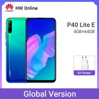 Wholesale android phone huawei touch for sale – best HUAWEI P40 Lite E GB GB Smarphone MP Triple AI Camera quot FullView Punch Screen Mobile Phone mAh Fingerprint