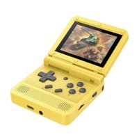 Wholesale 64 game system resale online - Powkiddy V90 Handheld Game Console Inch Screen Bit Built In Games Open Ce Linux System Vedio Game Console jllQPg car_2010