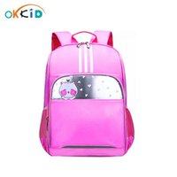 Wholesale primary books for sale - Group buy Okkid Children School Bags For Girls Primary Student School Backpack Schoolbag Kids Pink Book Bag Gifts For Girls Dropshipping bbypWc