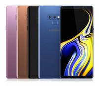 Wholesale note 9 accessories online – custom refurbshed Samsung Galaxy Note9 Note N960U N960F GB ROM GB RAM Original LTE Octa Core quot Dual MP NFC Snapdragon Mobile Phone