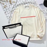 19fw Fashion Hoodie Men Women Pullovers Sweatshirt Mens Jumpers Letters printed Long Sleeve Hoodies Homme Clothes M-2XL
