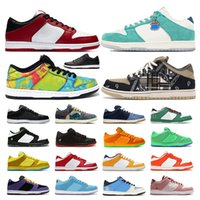 ingrosso le scarpe da tennis donne in esecuzione di moda sport-2020 New Chunky Dunky dunk mens sneakers running shoes Bears Orange Opti Yellow Green Chicago Heineken women trainer outdoor fashion