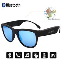 Wholesale sports direction for sale - Group buy 2021Conway sun luletoth booth direction smart Sunglasses sound tactil control aurs free hands drive glass with calls