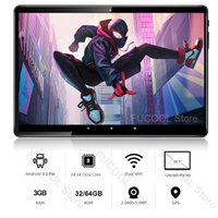 Wholesale 2020 Hot New Android pie OS inch tablet G G FDD LTE GB RAM GB ROM Cores x800 WiFi Bluetooth GPS Tablet Gift