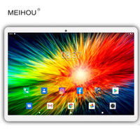 Wholesale tablets 32 gb android for sale - Group buy Global Version Inch Tablet PC Bluetooth Octa Core Dual SIM Card Android OS Phone GPS GB RAM GB ROM GB TF Card Gift
