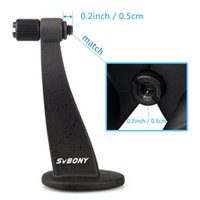 Wholesale binocular resale online - SVBONY SV111 Fully Metal Binoculars Tripod Telescope Mount Adapter Inch Threading Black w Rubber Ring F9182A