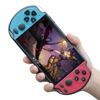 Wholesale video games plus for sale - Group buy X7 Plus inch Game Console GB Bits Double Rocker Handheld Game Player Retro Video Console
