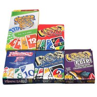 Wholesale uno game playing cards for sale - Group buy Topsale Mattel Games UNO Classic Puzzle Games Cards Family Funny Entertainment Board Game Fun Poker Playing Cards Gift Box