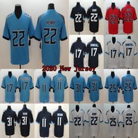 Wholesale derrick henry for sale - Group buy Derrick Henry Ryan Tannehill A J Brown Tennessee Titans Adoree Jackson Kevin Byard Football Jersey