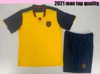 Wholesale uniform shirts sale resale online - Adult Copa America Ecuador Home Soccer Jersey kits sets Ecuador National Football Shirts Top Quality Football Uniforms Sales