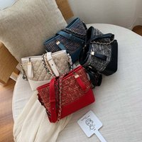 Wholesale plain sling bag for girls for sale - Group buy 2020 women s Shopper tote bag fashion luxury designer Large Handbags for girls Bag sling Handbags girl original baguette Handbag