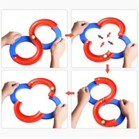 Wholesale gifts for parents resale online - Funny Parent Child Interaction Toy Track Ball Toys Children Sense Training Toy For Kindergarten Kids Educational Toy Gift Zxh sqcelP