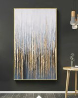 Wholesale traditional paintings for living room for sale - Group buy Fashion Abstract Oil Painting on Canvas Decorative Poster Prints Wall Art Canvas Pictures for Living Room Bedroom Nordic Home Decoration