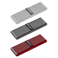 heatsink pads 2021 - M2 Aluminum nvme Heatsink Heat Dissipation Radiator M.2 Cooling Heat Sink Thermal Pads Cooler Vest For NVME NGFF M.2 22801