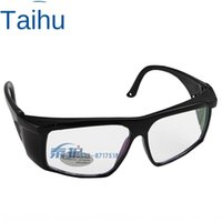 Wholesale riding glasses for men resale online - Anti ultraviolet Goggles Glass Women And Mask Glass Transparent Es For Glass Men Protective White Riding Coated Dust proof Eye Goggl An Tewk