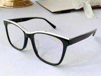 2020 Brand design good-looking high-quality full frame glasses for men and women's modeling temperament glasses 3392 glasses frame