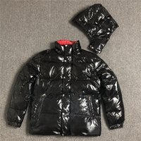 Wholesale mens hat styles resale online - Mens Down Jacket Coats Winter jacket puffer jackets Top Quality Men Women Winter Casual Outdoor Warm Feather Outwear Keep warm classic style