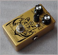 XinSound FS-919 Three mode switch- Super Tubescreamer   Clean Boost   Marshall Crunch Tube Screamer Overdrive and True Bypass XinSound
