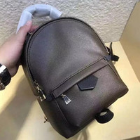 Wholesale backpack organic resale online - New Designers Fashion Womens Leather Letters Mini Shoulder Cross Body Messenger Bag Luxury Backpack Sylvie Travel Bags Ladys Casual Handbag