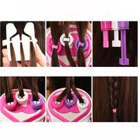 Wholesale electric rollers for hair for sale - Group buy Electric Automatic Hair Braider DIY Stylish Braiding Hairstyle Tool Twist Braider Machine Hair braid Weave Roller Toys For Girl